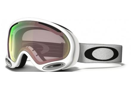 Masque de ski mixte OAKLEY Blanc OO 7044 A-FRAME 2.0 59-637
