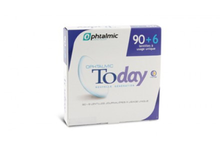 Lentilles OPHTALMIC Ophtalmic Today 96L