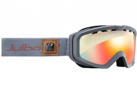 Masque de ski mixte JULBO Gris ORBITER II Gris Zebra light