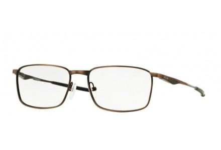 Lunettes de vue pour homme OAKLEY Marron OX 5100-04 WINGFOLD 52/16