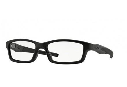 Lunettes de vue pour homme OAKLEY Noir OX 8027-05 CROSSLINK 53/17