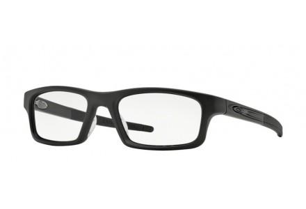 Lunettes de vue pour homme OAKLEY Noir OX 8037-01 CROSSLINK PITCH 52/18