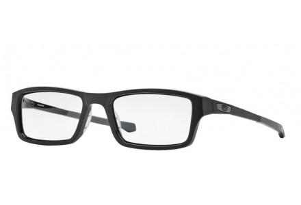 Lunettes de vue pour homme OAKLEY Noir OX 8039-01 CHAMFER 49/18