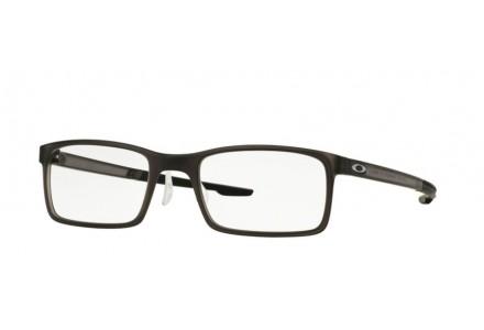 Lunettes de vue pour homme OAKLEY Noir Mat OX 8047-02 MILESTONE 2.0 52/19