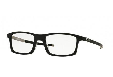 Lunettes de vue pour homme OAKLEY Noir OX 8050-01 PITCHMAN 53/18