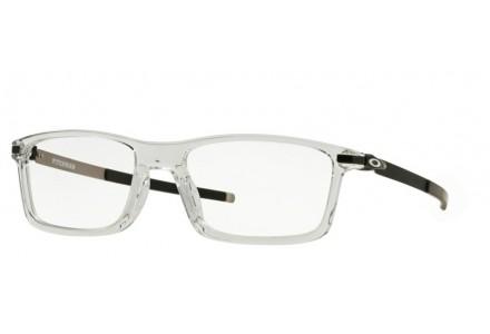 Lunettes de vue pour homme OAKLEY Cristal OX 8050-02 PITCHMAN 53/18