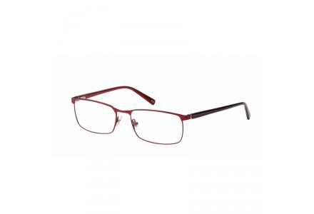 Lunettes de vue pour homme EDEN PARK Rouge P 3593 N581 56/17