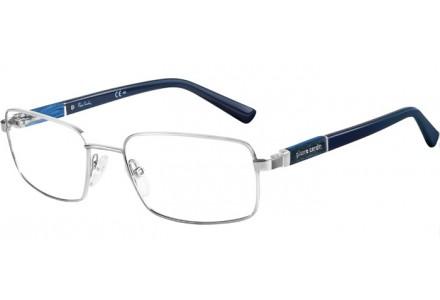 Lunettes de vue pour homme PIERRE CARDIN Bleu PC 6803 DOH 56/18