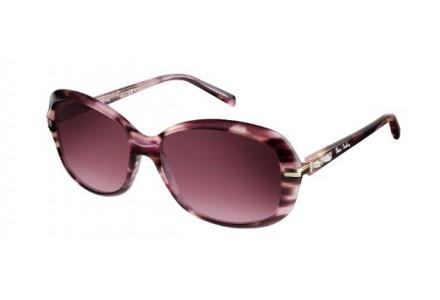 Lunettes de soleil pour femme PIERRE CARDIN Violet PC 8424 S DLY D8 59/16
