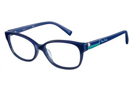 Lunettes de vue pour femme PIERRE CARDIN Bleu PC 8434 X2V 53/16