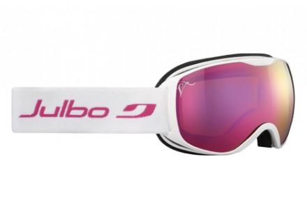 Masque de ski mixte JULBO Blanc PIONEER Blanc / Rose Spectron 3+