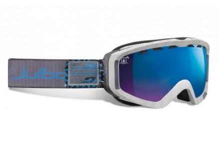 Masque de ski mixte JULBO Noir Blanc PLANET Blanc / Noir