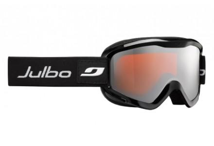 Masque de ski mixte JULBO Noir PLASMA NOIR Spectron 3 Miroir