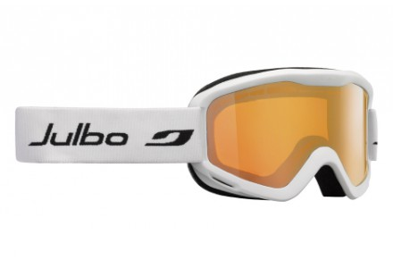 Masque de ski mixte JULBO Orange PLASMA BLANC Spectron 2