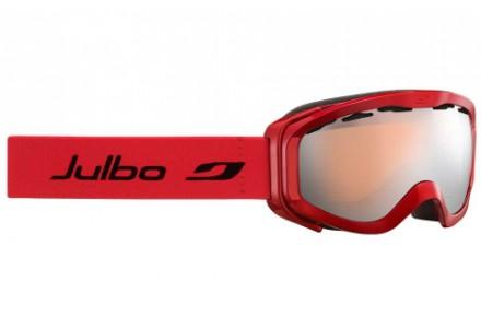 Masque de ski pour enfant JULBO Rouge Pluto Rouge Spectron 3 Miroir