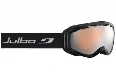 Masque de ski pour enfant JULBO Noir Pluto Noir Spectron 3 Miroir