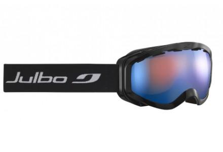 Masque de ski pour enfant JULBO Noir Pluto Noir Spectron 2 Miroir