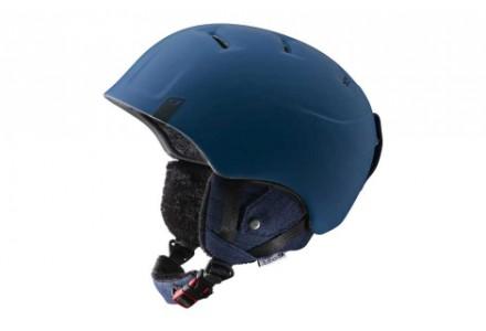 Casque de ski mixte JULBO Bleu POWER Bleu denim - 60/62