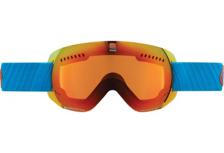 Masque de ski mixte CAIRN Orange PRIME Miroir Orange SPX 3000