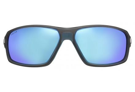 Lunettes de sport mixte SOLAR Gris Prince Gris translu / bleu