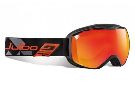 Masque de ski mixte JULBO Noir QUANTUM Noir / Orange Spectron 3+