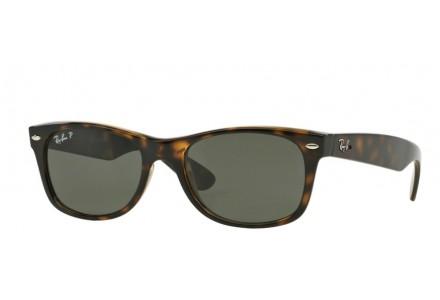 Lunettes de soleil mixte RAY BAN Ecaille RB 2132 NEW WAYFARER 902/58 55/18