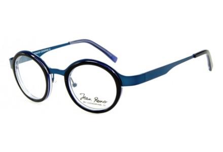 Lunettes de vue mixte JEAN RENO Bleu RENO 1334 C3 43/24