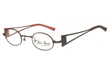 Lunettes de vue mixte JEAN RENO Rouge RENO 420 C1 39/23