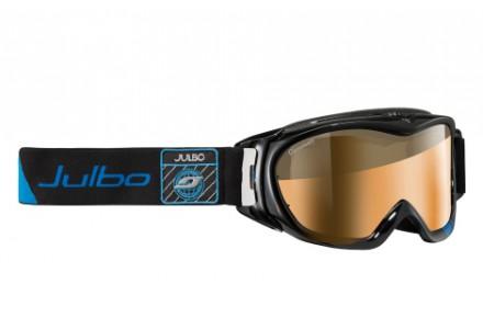 Masque de ski mixte JULBO Noir REVOLUTION Noir / Bleu cameleon