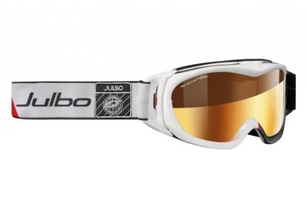 Masque de ski mixte JULBO Blanc REVOLUTION OTG Blanc Zebra