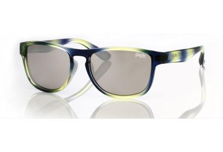 Lunettes de soleil mixte SUPERDRY Ecaille SDS ROCKSTAR 107 54/17
