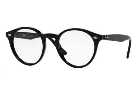 Lunettes de vue pour homme RAY BAN Noir RX 2180V 2000 47/21