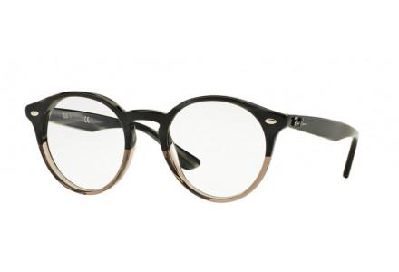 Lunettes de vue pour homme RAY BAN Violet RX 2180V 5540 47/21