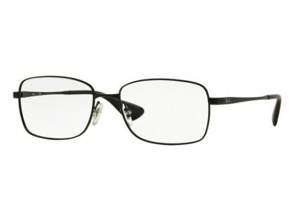Lunettes de vue pour femme RAY BAN Noir RX 6336M 2503 55/16