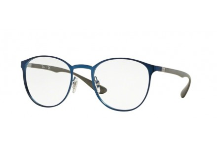 Lunettes de vue mixte RAY BAN Bleu RX 6355 2510 50/20