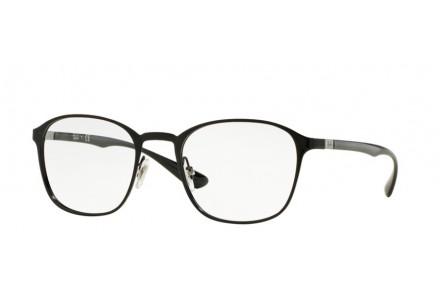 Lunettes de vue mixte RAY BAN Noir RX 6357 2509 51/20