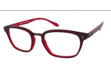 Lunettes de vue pour homme FACONNABLE Rouge FJ 903 443 50/19
