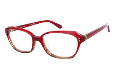 Lunettes de vue pour femme PAUL AND JOE Rouge SAVANE 01 ROBR 51/16