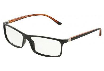 Lunettes de vue pour homme STARCK EYES Noir Mat SH 3003 0001 58/15
