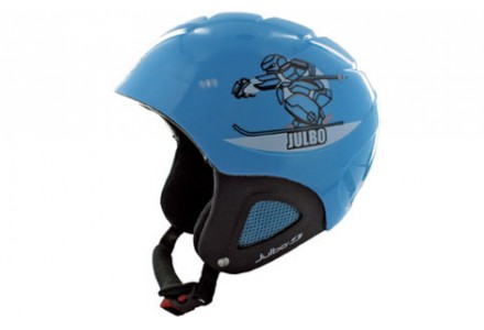 Casque de ski pour enfant JULBO Bleu FIRST BLEU 50/52