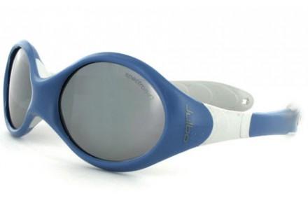Lunettes de soleil pour bébé JULBO Bleu Looping 3 bleu / gris Spectron 4 baby