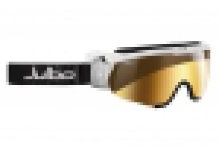 Masque de ski mixte JULBO Blanc VISIERE Sniper M Blanc Zebra