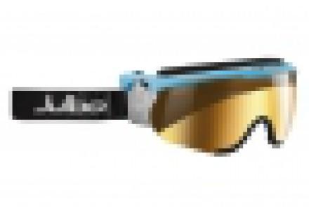 Masque de ski mixte JULBO Bleu VISIERE Sniper M Bleu Zebra