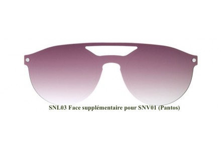 Autre mixte SNOB Rose SNOB CLIP AIMANTE SNL03 C4 POUR SNV01