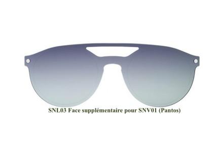 Autre mixte SNOB Bleu SNOB CLIP AIMANTE SNL03 C6 POUR SNV01