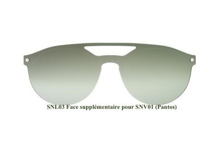 Autre mixte SNOB Vert SNOB CLIP AIMANTE SNL03 C8 POUR SNV01