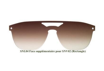 Autre mixte SNOB Marron SNOB CLIP AIMANTE SNL04 C2 POUR SNV02