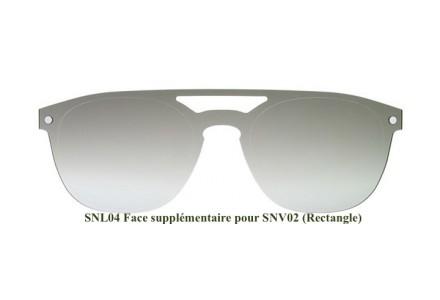 Autre mixte SNOB Gris SNOB CLIP AIMANTE SNL04 C3 POUR SNV02