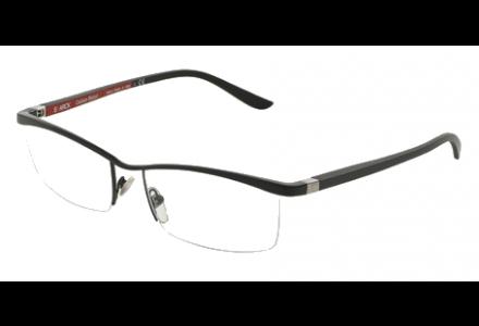 Lunettes de vue pour homme STARCK EYES Noir Mat SH 9901Y 0001 56/17