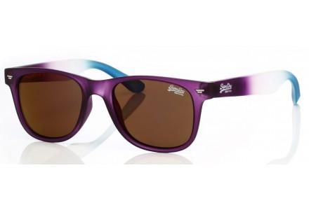 Lunettes de soleil mixte SUPERDRY Violet SDS SUPERFARER 161 51/22